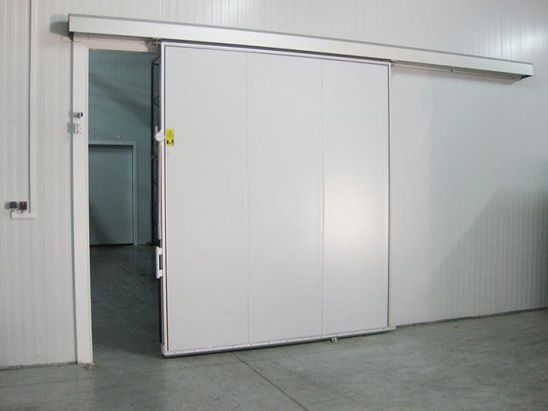 Cold door (sliding doors )