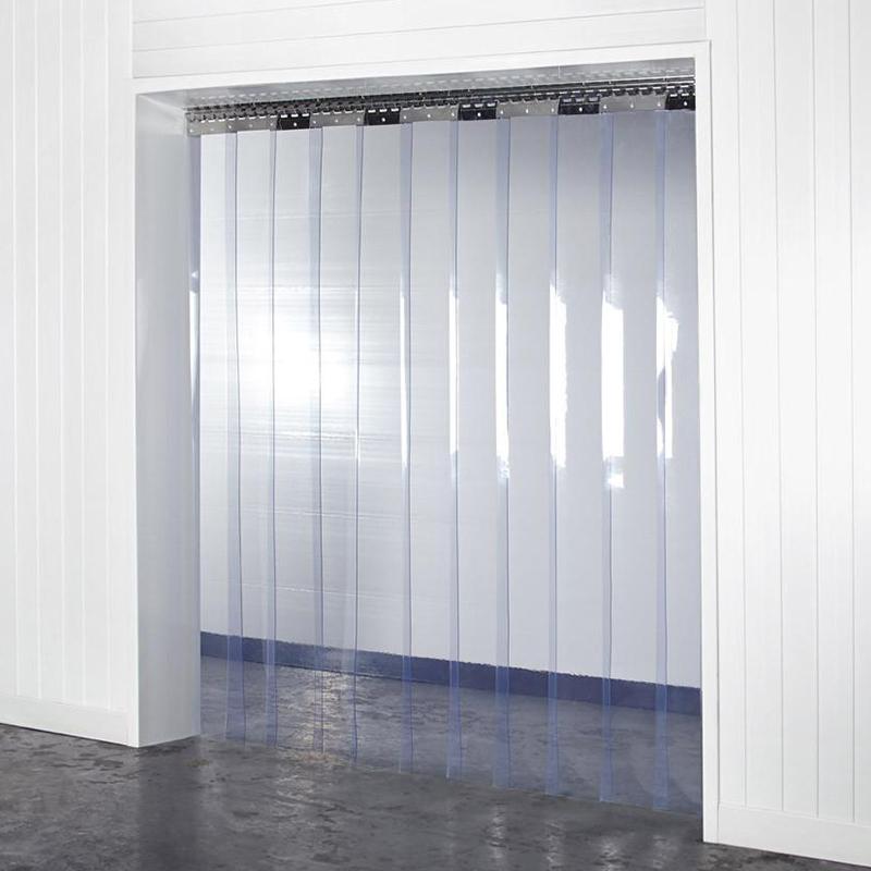 Blue PVC Rolls