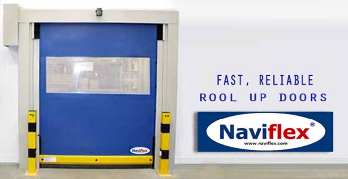 Cửa cuốn nhanh Naviflex – High speed door