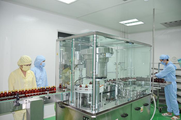 Các nhà máy cần tiêu chuẩn GMP-WHO có sản phẩm trong lĩnh vực thực phẩm, dược phẩm và thiết bị y tế.