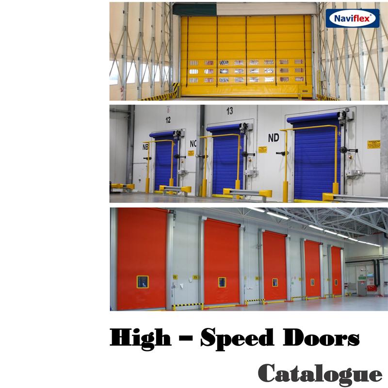 Catalogue High Speed Door