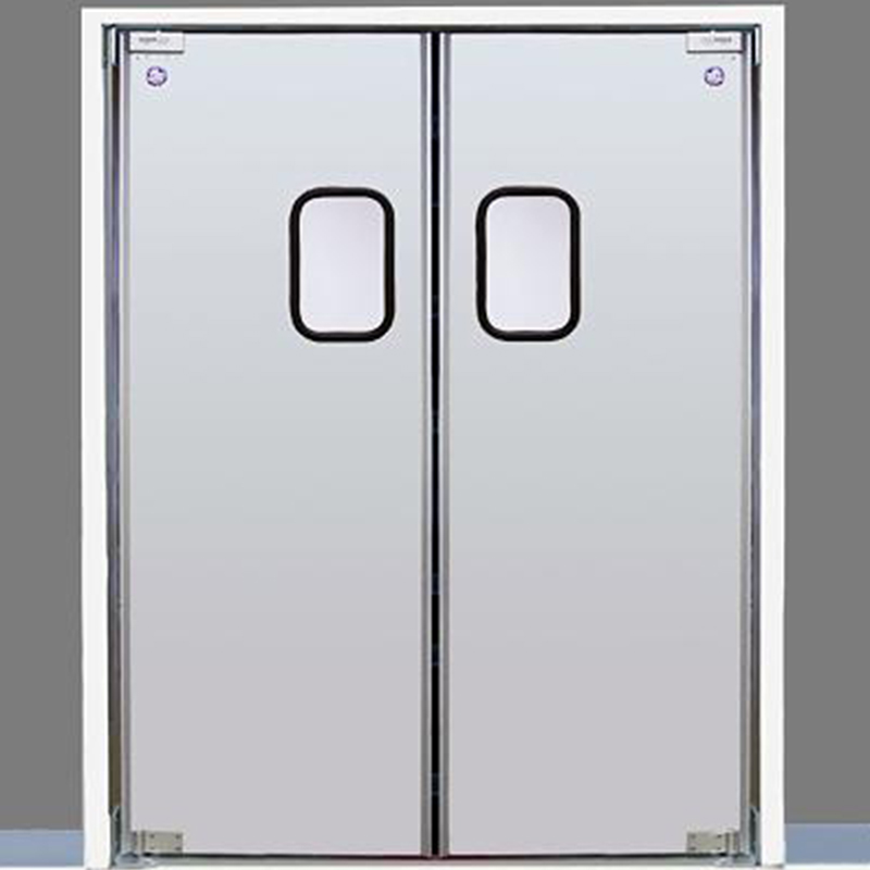 Swing door Inox