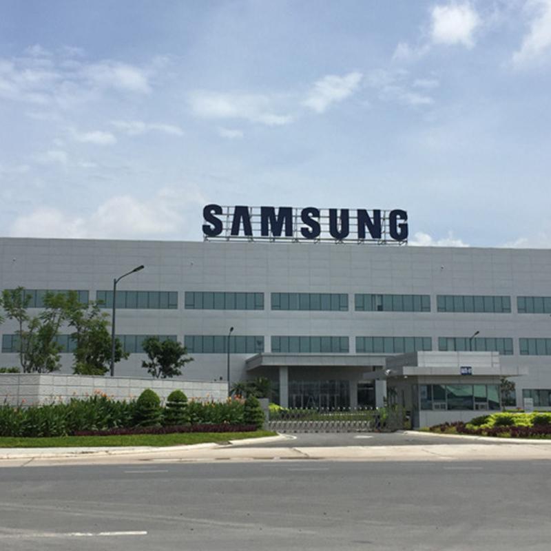 Dự Án Samsung Việt Nam