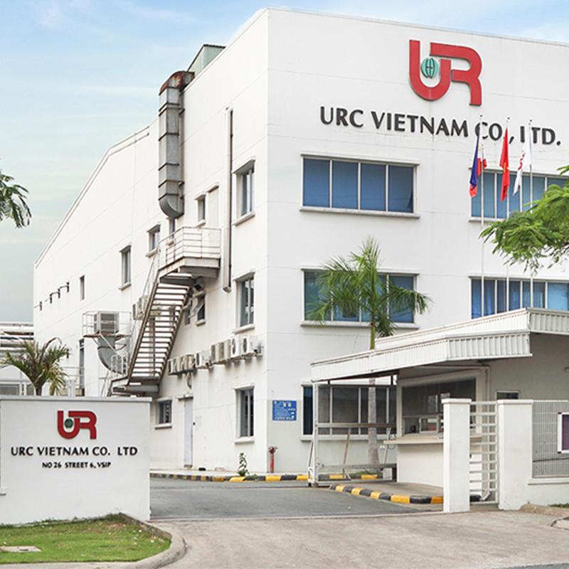 Dự Án URC Viet Nam