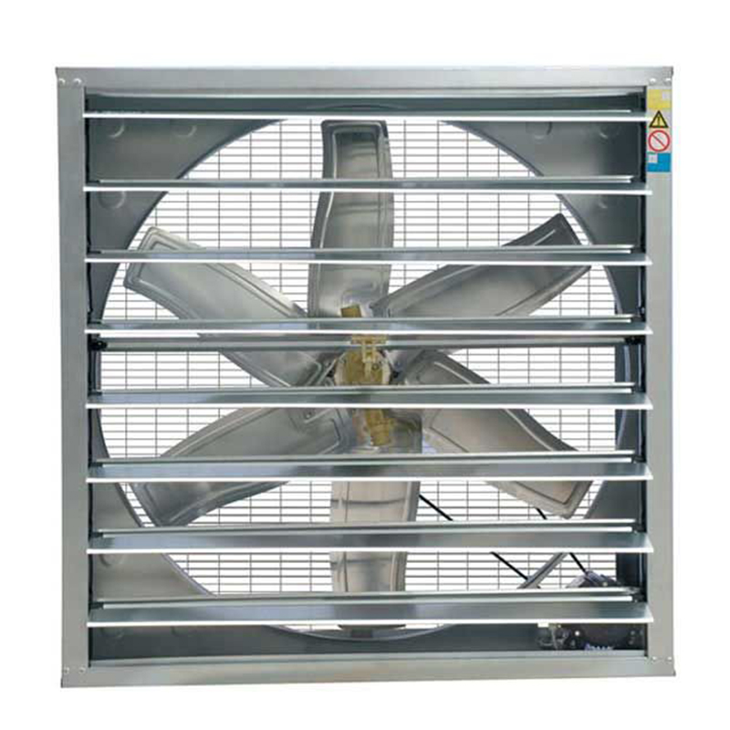 Axial Fans Square Motion Indirect