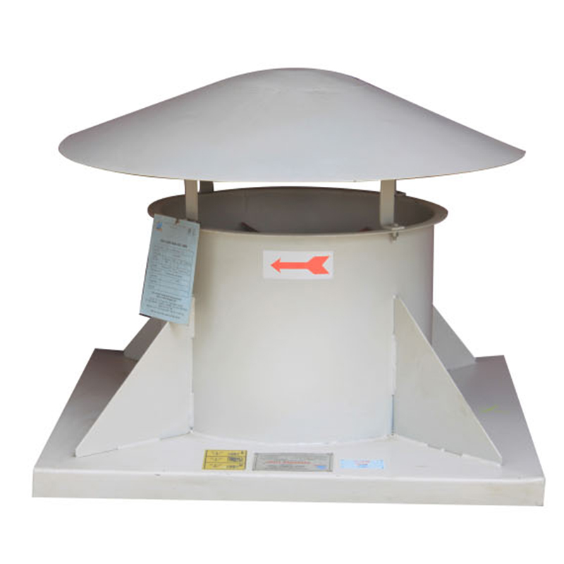 Ventilation Fan On The Roof ATP - 4 - Nol