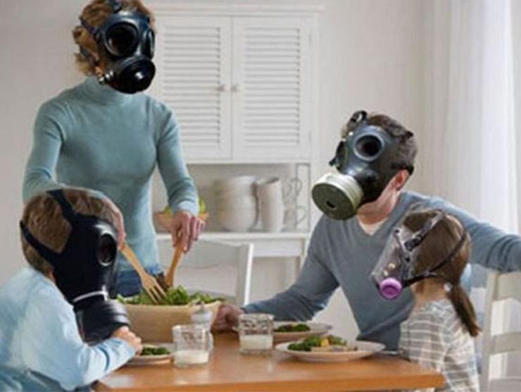 Chất lượng không khí trong nhà ảnh hưởng gì đến sức khỏe?