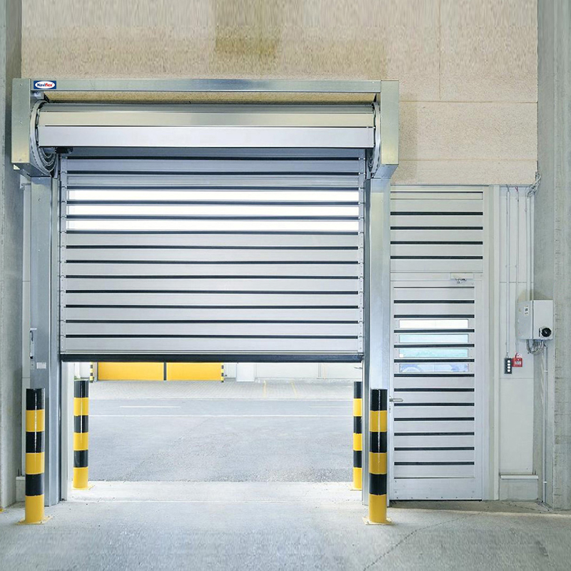 Metal High Speed Doors HSD-5000NF