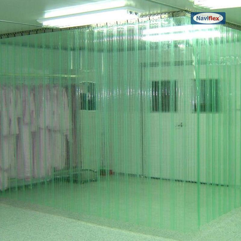 Màn Nhựa PVC Ngăn Tĩnh Điện