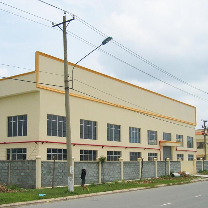 Dự Án Chuan Li Can Manufacturing