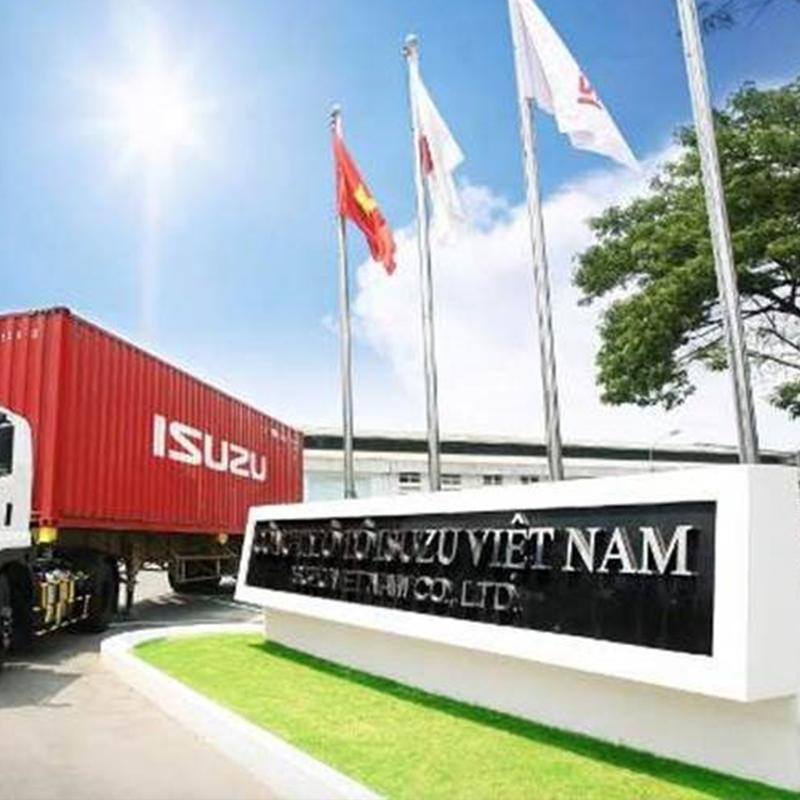 Dự Án Isuzu Việt Nam