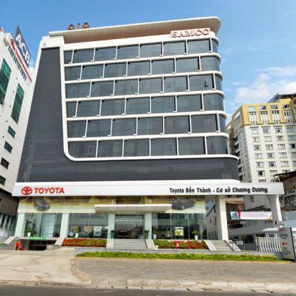 Dự Án Showroom Toyota Bến Thành