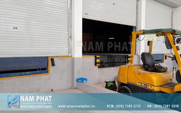 Nhà cung cấp dock leveler ở Việt Nam