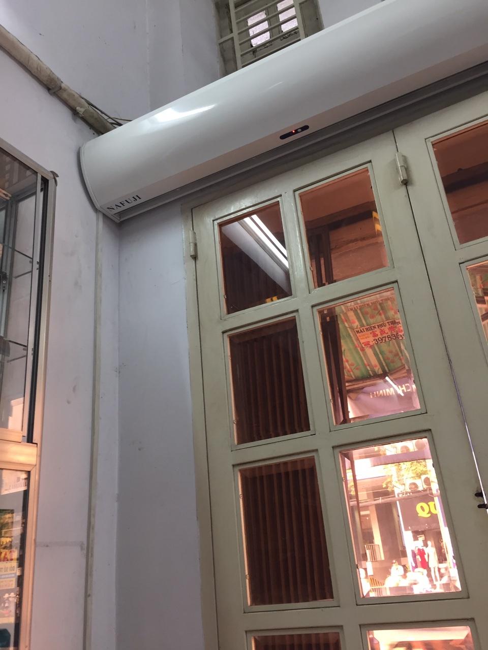 Air Curtains Nafuji FM3512C-2Y
