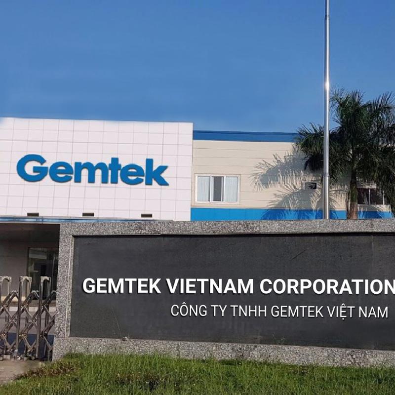 Dự Án Gemtek Việt Nam