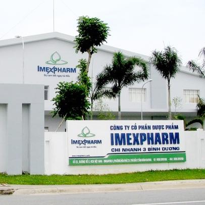 Dự Án Imexpharm