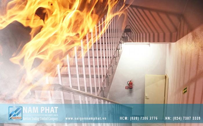 Cửa chống cháy - đặc điểm và mô hình