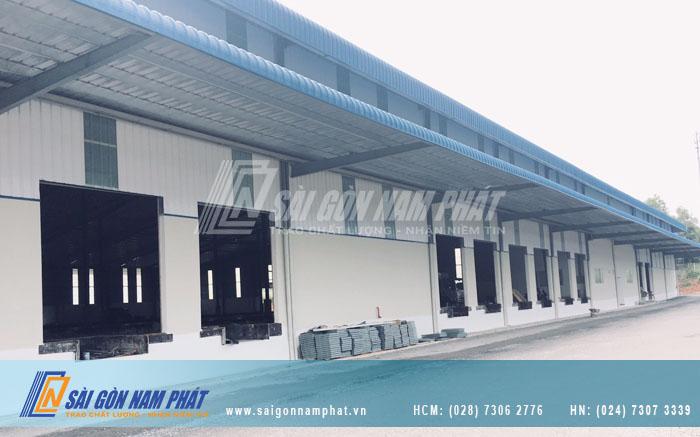 Sài Gòn Nam Phát là địa chỉ cung cấp và lắp đặt Sàn nâng tự động Navidock chất lượng cao
