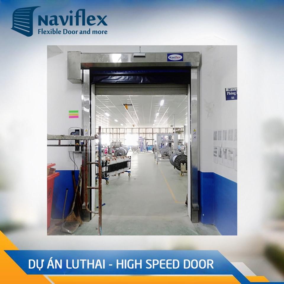 Hạng mục thi công: High Speed Door
