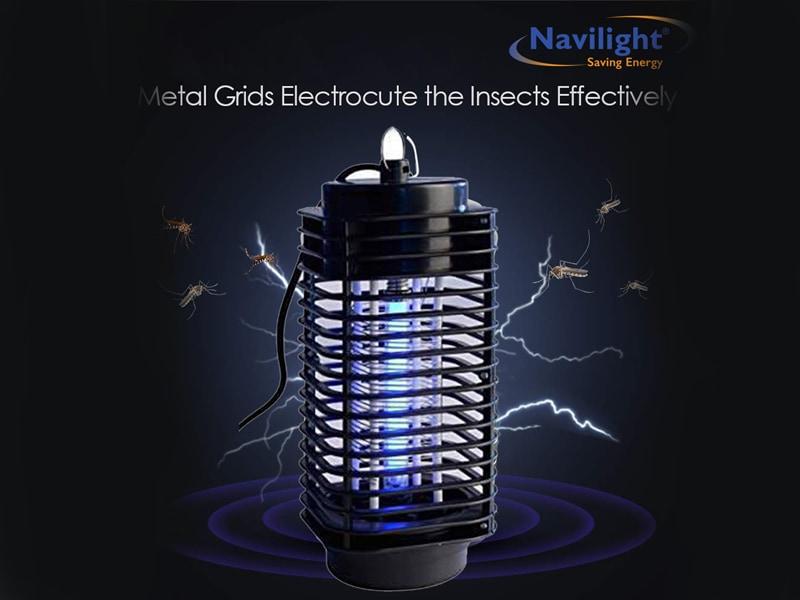 Đèn diệt côn trùng dân dụng NP 4W