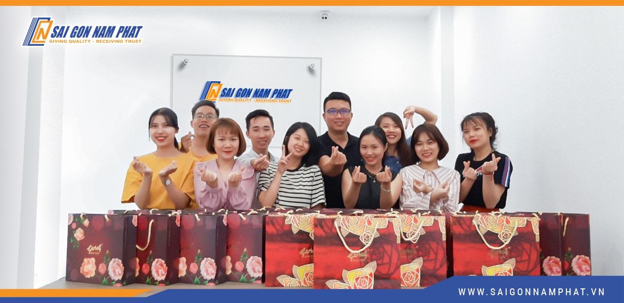 Trung thu 2019 của gia đình Sài Gòn Nam Phát