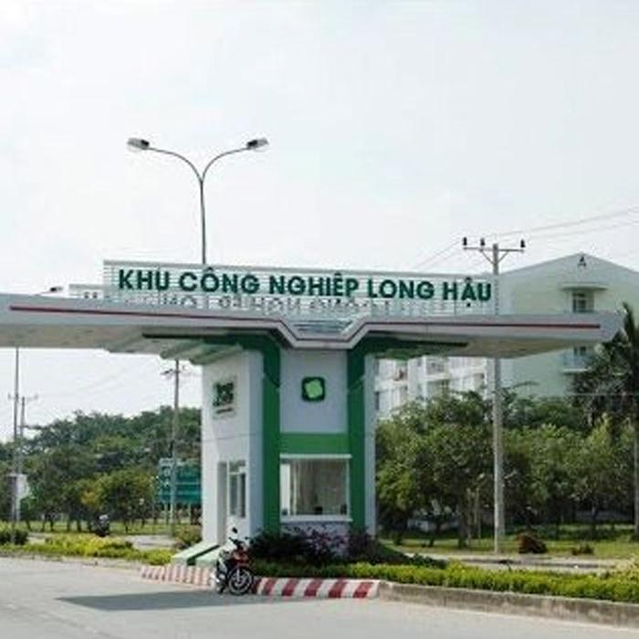 Sàn nâng thủy lực - KCN Long An